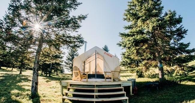 Bear Rock Signature Tents