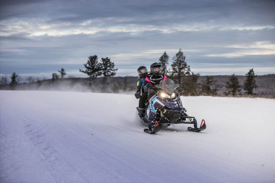 New year, new snowmobile adventures