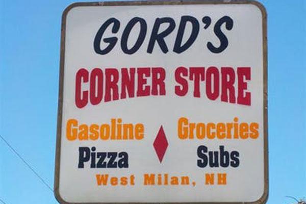 Gord's Corner Store