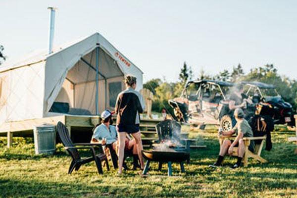 Bear Rock Camping