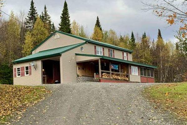 Bear Rock Lodge