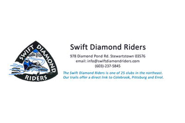 Swift Diamond Riders Snowmobile Club
