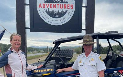 Bear Rock Adventures Emphasizes Community Safety with New Sheriff's Department Partnership